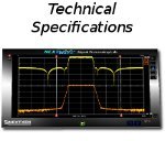 NEXTWave Signal Processing Lab Technical Specifications