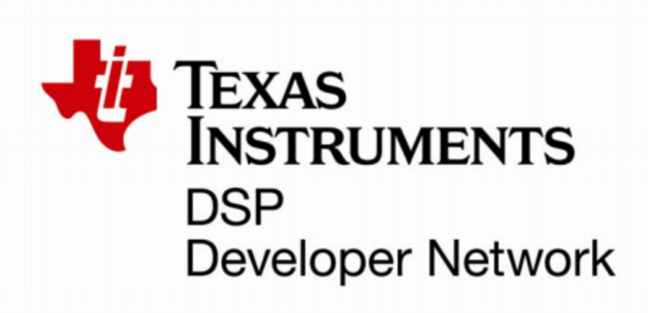 TI 3rd Party DSP Developer Network